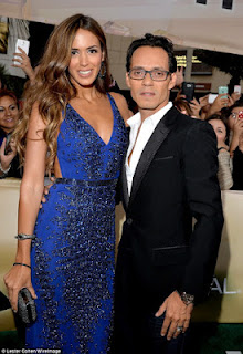 Marc Anthony Latino singer splits from fourth wife Shannon De Lima