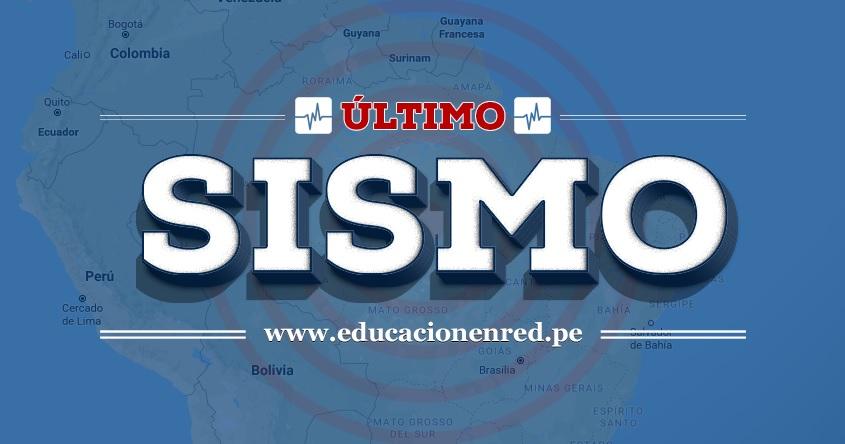 ÚLTIMO SISMO EN PERÚ: 4 fuertes sismos se registraron en el país durante la madrugada de hoy Viernes 14 de Septiembre, informó el Instituto Geofísico del Perú - IGP - www.igp.gob.pe