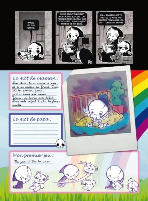La petite mort (tome 1,2,3) de Davy Mourier planche 2