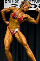 Female bodybuilding and muscle women