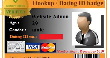 Kostenloser Hookup vip id Ich bin zu jung für Dating-Seiten
