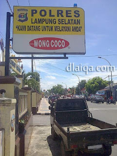 Polres Lampung Selatan (2)