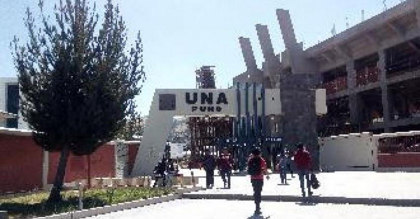 UNA: Más de 8 mil postulantes rinden el examen de ingreso a la Universidad Nacional del Altiplano - Puno