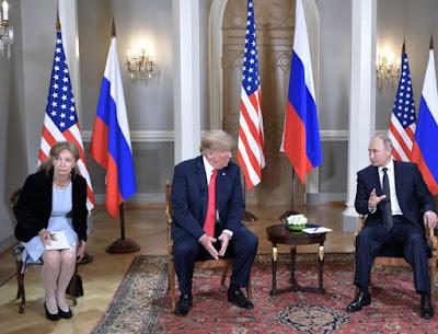 Как разведслужбы США могут выяснить, что Трамп сказал Путину