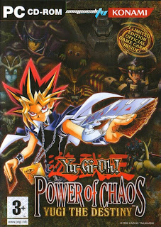 Yu-Gi-Oh Power of Chaos Yugi the Destiny PC Full Español
