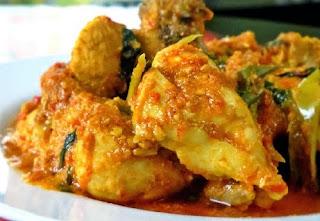 Resep Masakan Ayam Woku 1