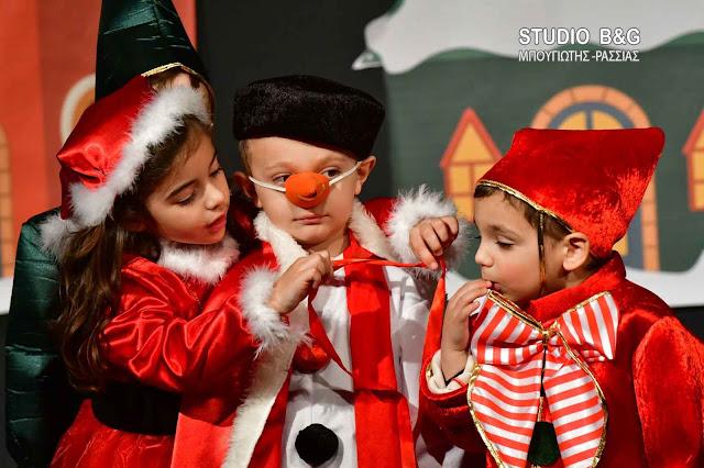 «Ο καλόκαρδος Χιονάνθρωπος»: Χριστουγεννιάτικο τρυφερό µιούζικαλ από τον Βρεφονηπιακό Σταθµό Δον Πινέλο