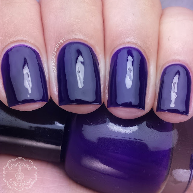 Tux Polish - Grape Soda