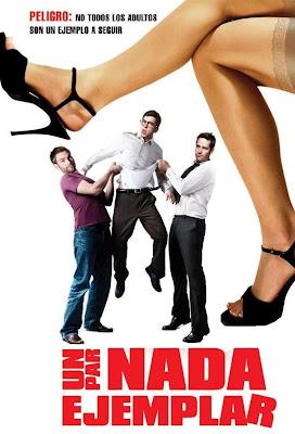Un Par Nada Ejemplar (2008) | DVDRip Latino HD GDrive 1 Link