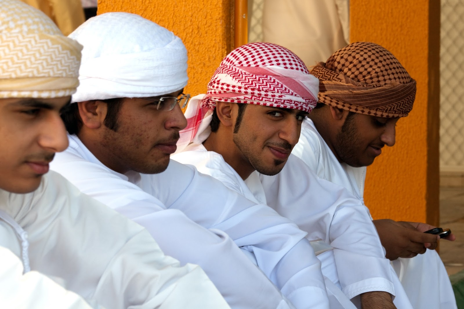 marrying an emirati woman
