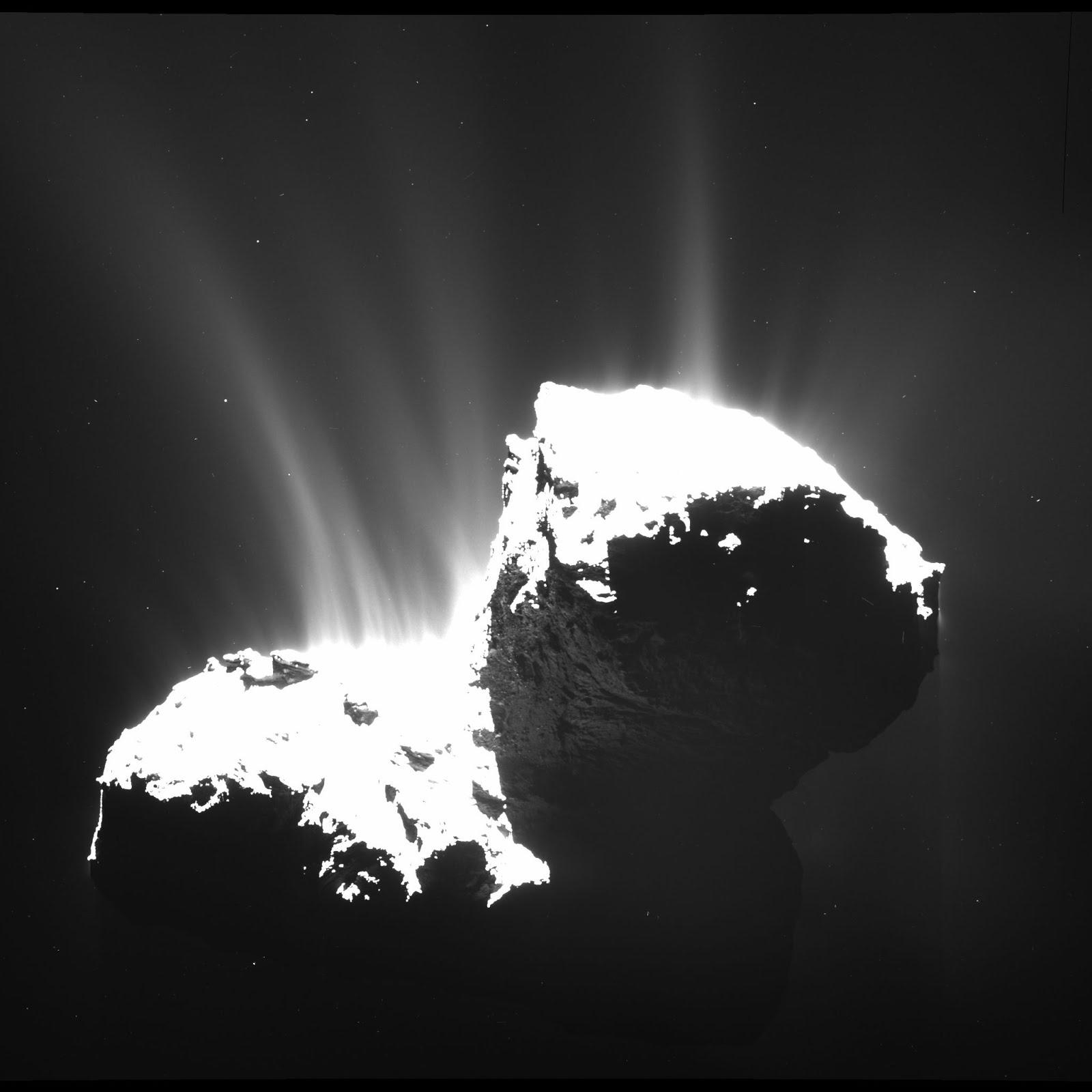 Rosetta e 97P, tutti i segreti della cometa - parte 1