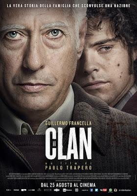 Il Clan Poster Ita
