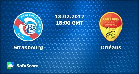 Nhận định cá cược bóng đá trận Strasbourg vs Orleans