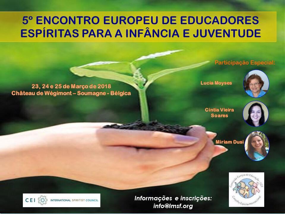 5° Encontro Europeu de Educadores Espíritas