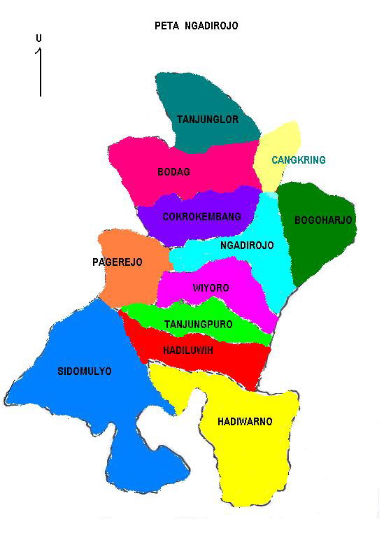 Profil Kecamatan Ngadirojo Kabupaten Pacitan Provinsi Jawa ...