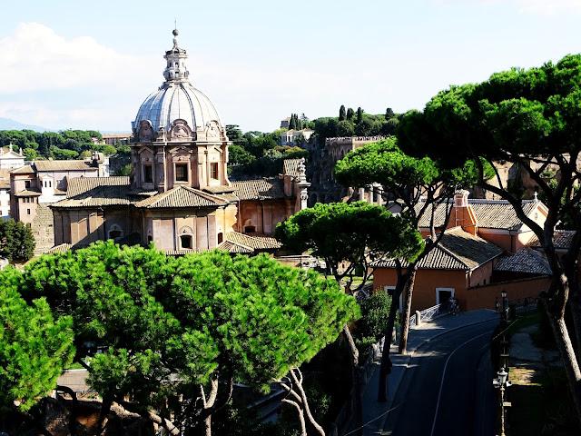 Pieszo przez Rzym