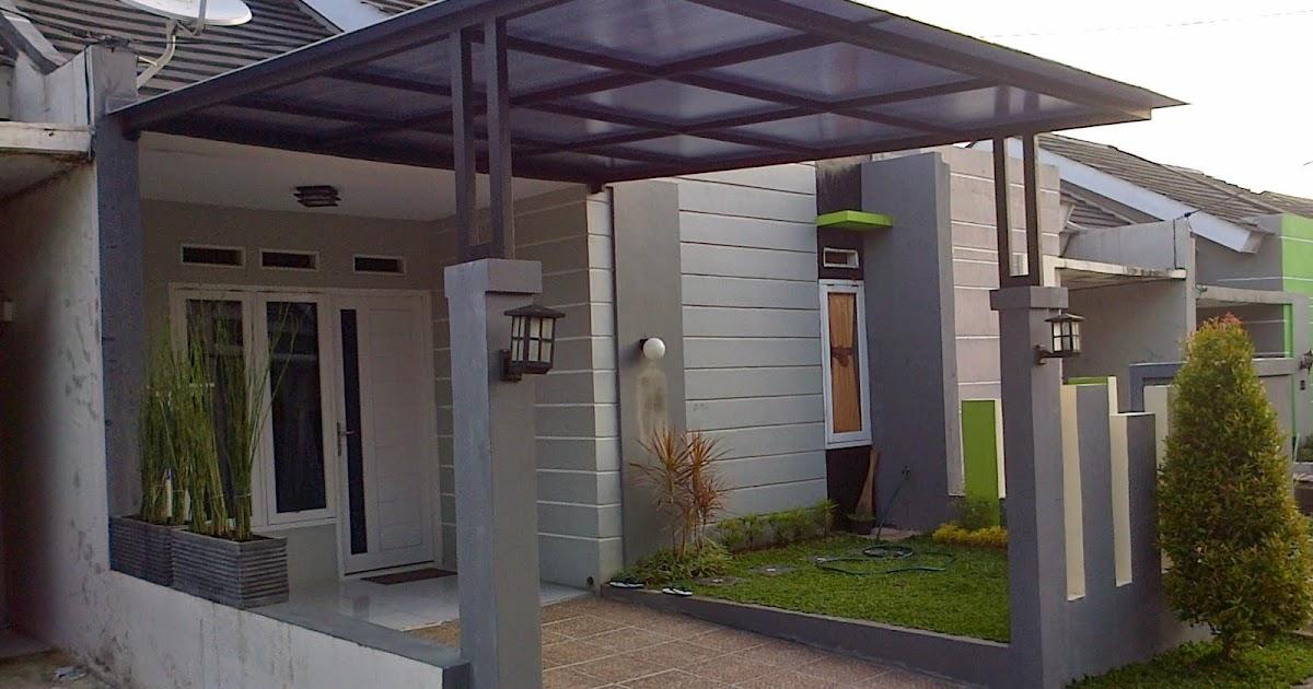 Kanopi Baja Ringan Bogor Jual Canopy Murah  Las Jakarta Minimalis Dan ...