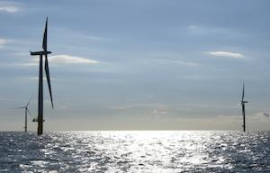Block Island wind-farm (Image credit: Walt Musial | NREL ) Click to Enlarge.