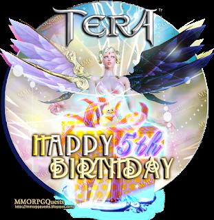 TERA's 5thBDay