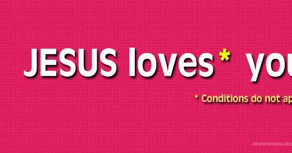 FB JESUS loves you | sinner's friend JESUS