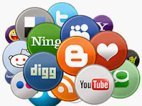 Several social bookmarking sites