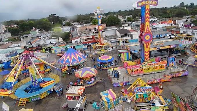 Feria Tlacotepec Puebla 2021
