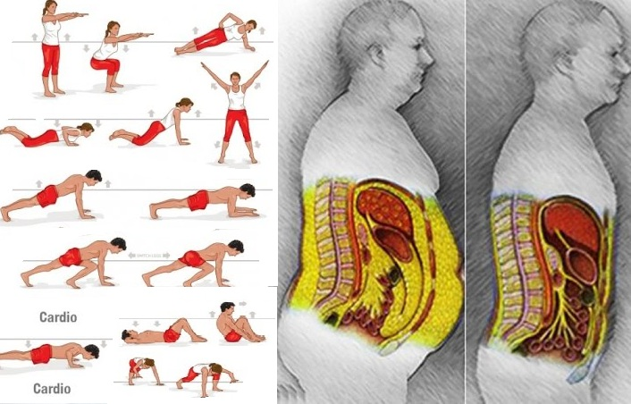Belly Fat Exercises - Fast and Effective Ways to Remove ...