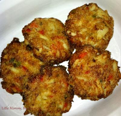 Crab Cake Recipe Emeril