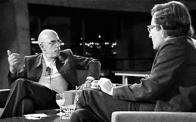Noam Chomsky vs Michel Foucault  cara a cara debatiendo