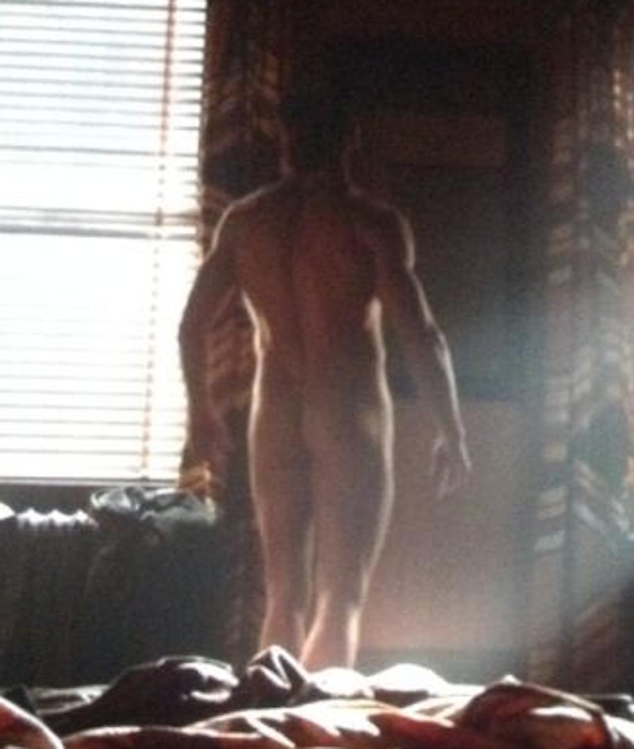 Nude hugh jackman Taron Egerton