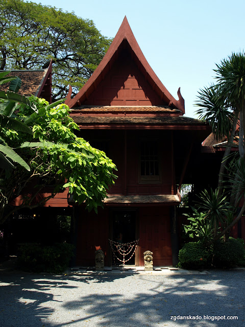 Bangkok - Jim Thomson House