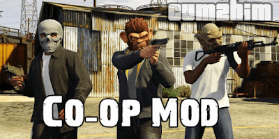 Tutorial Install Multiplayer Co-op Mod Gta V PC