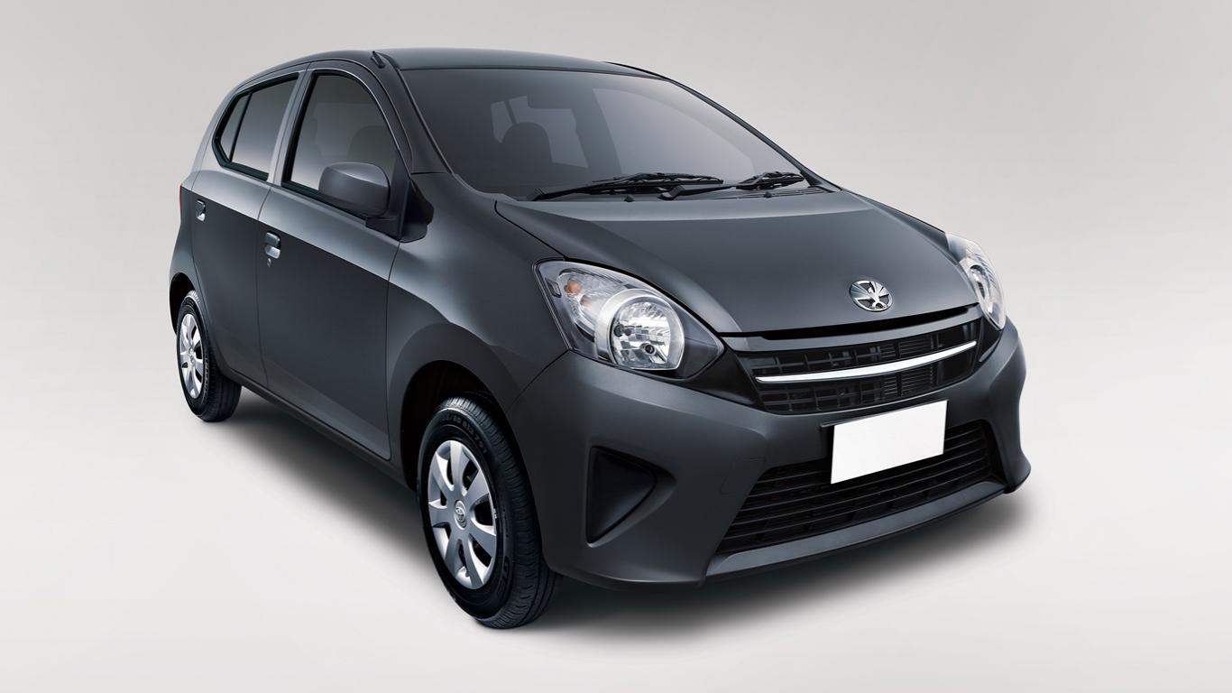Toyota Agya 2014 Spesifikasi Harga Mobil Murah Indonesia