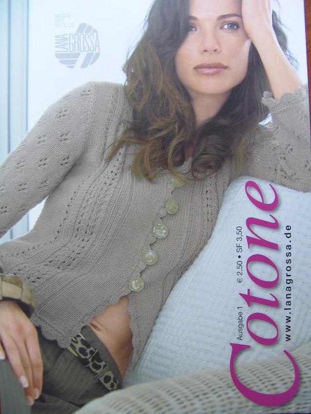Cotone Revista tricô