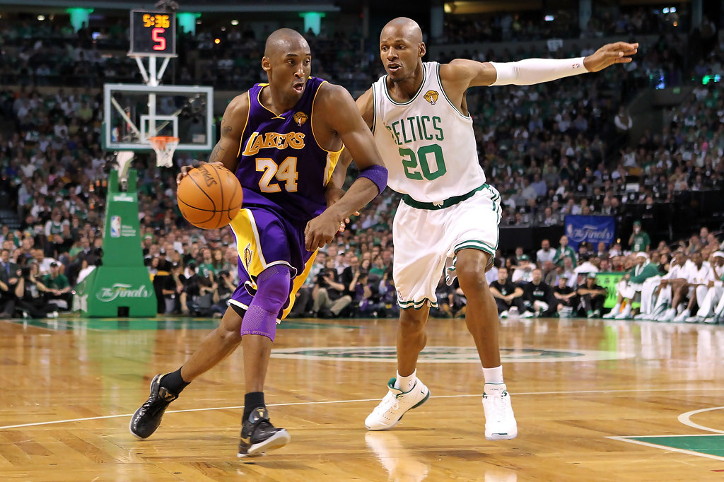 Lakers vs. Celtics 2010 NBA Finals Game 5 - YouTube