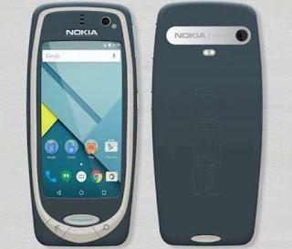 Efsane Geri Dönüyor, İşte Nokia 3310'nun Yeni Görüntüsü