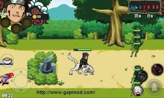 Download Update Naruto Senki v1.17 First 3 Apk