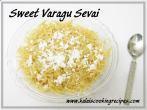 Siru ThaniyamSweet Varagu Seevai