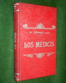 Los Medicis de Alejandro Dumas