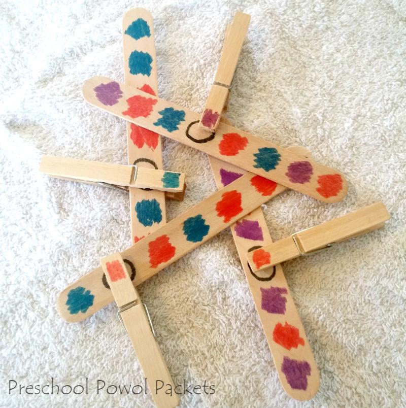 problem solving activities for preschoolers