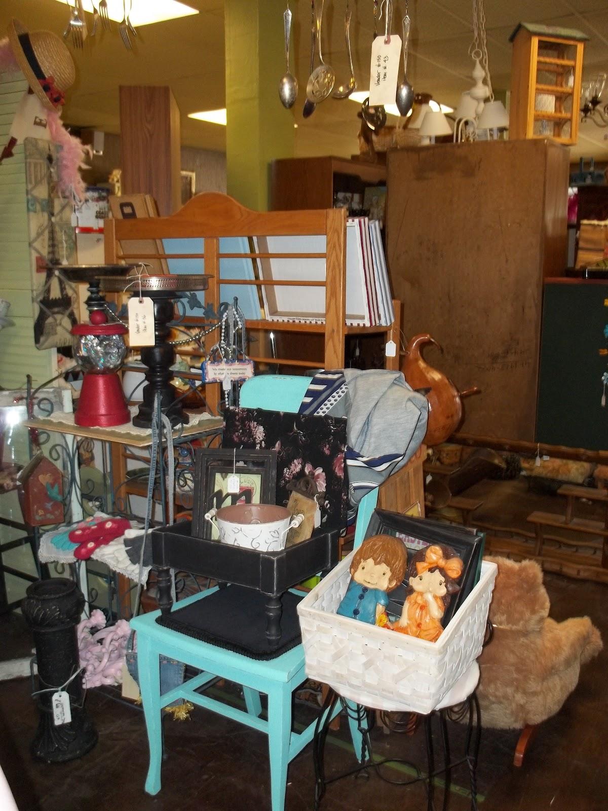 Three Sisters Mercantile Historic District Resale Mall Peoria Az