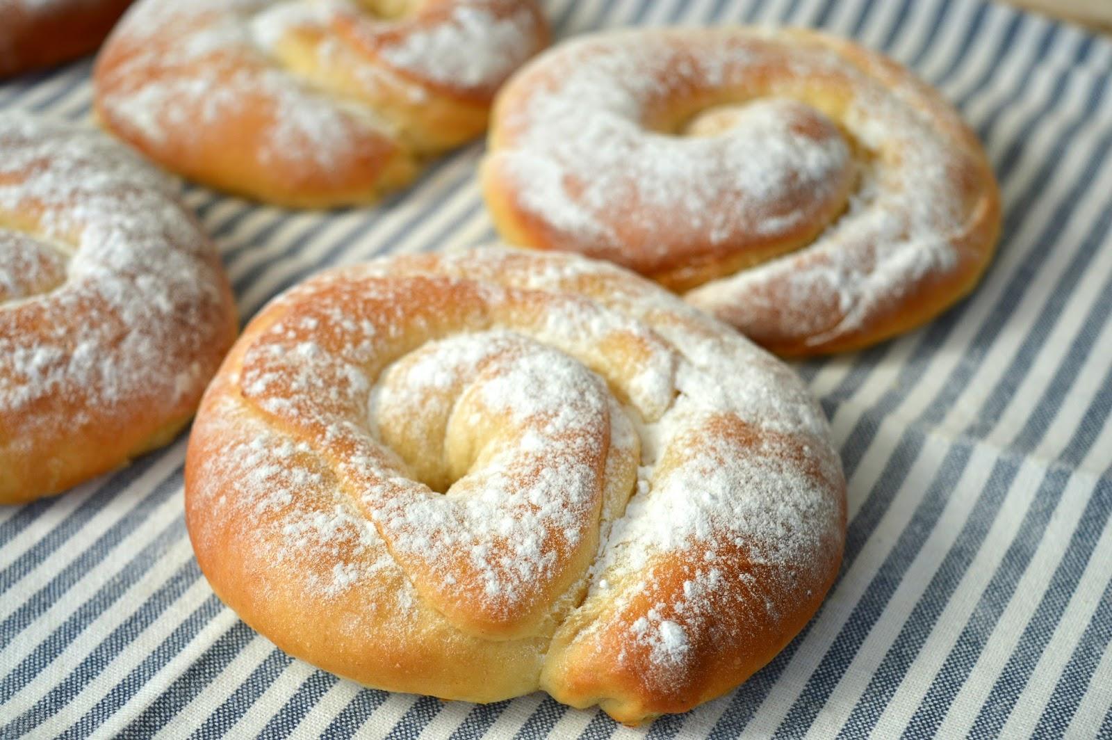 Favoriete Ellouisa: Ensaimadas - Spaanse opgerolde zoete broodjes @NK76