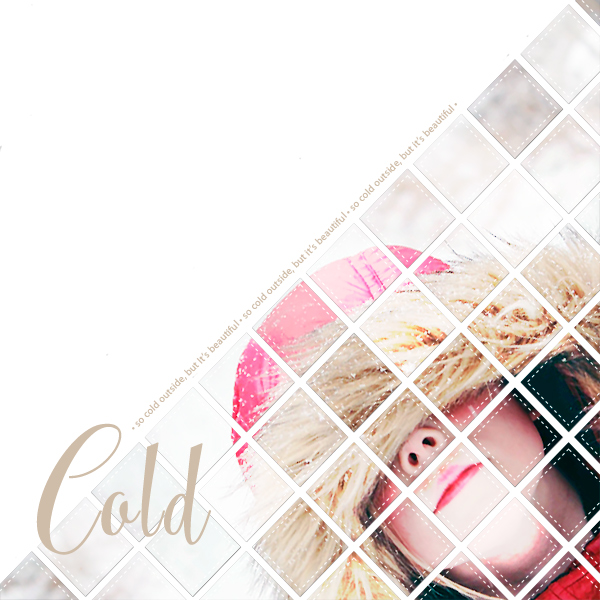 cold © sylvia • 2018 • duo template vol 01 by dunia designs