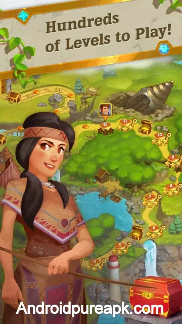 Gemcrafter Puzzle Journey Apk Download Mod+Hack