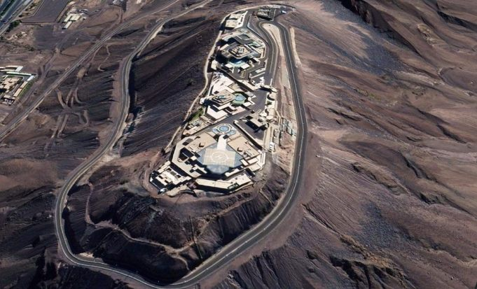 Misteri Mencengangkan di Balik Istana Dajjal di Arab Saudi
