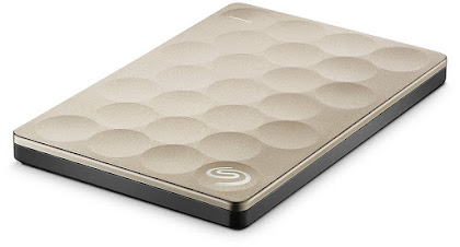 Seagate Backup Plus Ultra Slim 1 TB