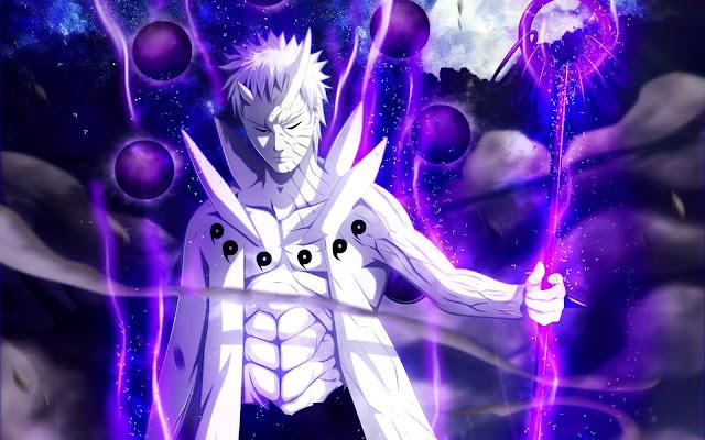 Naruto Shippuden Obito Sage