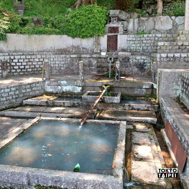 【唐櫃的清水】相傳弘法大師開鑿泉水 成為當地居民的生活和信仰中心