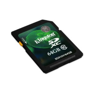 #KingstonTechnology SDHC/SDXC Card