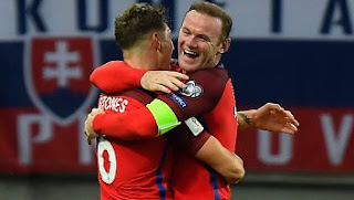 Slovakia vs Inggris 0-1 Video Gol & Highlights